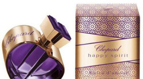 Chopard renueva uno de sus aromas más identificados y lanza 'Happy Spirit Amira d'Amour'