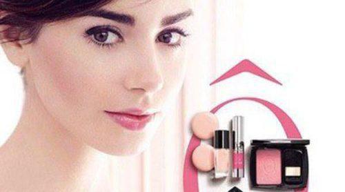 Lily Collins continúa su aventura con Lancôme junto a la nueva colección 'Oui Bridal'