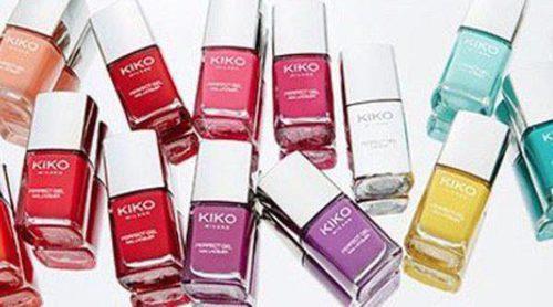 Colores brillantes y larga duración en la nueva colección 'Perfect Gel Duo' de Kiko