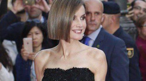 La Reina Letizia, siempre a la última: se suma al corte bob