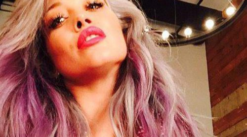 Hilary Duff vuelve a sorprender tiñendo su melena de color rosa