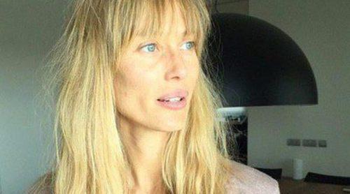 Nuevo look primaveral: Vanesa Lorenzo apuesta por el flequillo