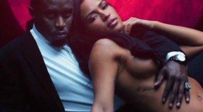 P. Diddy y Cassie desatan su pasión en la campaña del nuevo perfume '3AM'