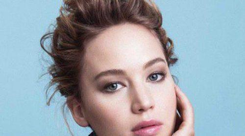 Jennifer Lawrence presumirá de labios jugosos como musa de 'Dior Addict'