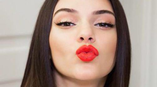 Estée Lauder explota los morritos de Kendall Jenner para promocionar sus labiales