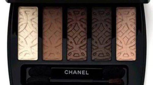 El otoño llega al make up de Chanel con 'Les Automnales'