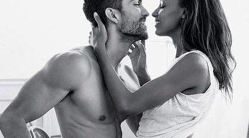 Tobias Sørensen y Jasmine Tookes, una pareja real para 'Eternity Now' de Calvin Klein