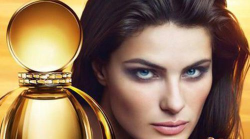 Isabeli Fontana, musa del primer perfume 'Goldea' de Bulgari