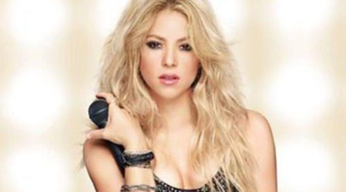 Shakira lanza su nueva fragancia 'Love Rock!'