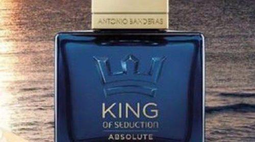 Antonio Banderas estrena nueva fragancia, 'King of Seduction Absolute'