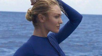 Biotherm tiene nueva chica en la oficina: Candice Swanepoel se une a la firma