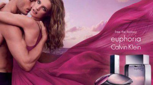 Natalia Vodianova vuelve a escena con la nueva campaña de 'Euphoria' de Calvin Klein