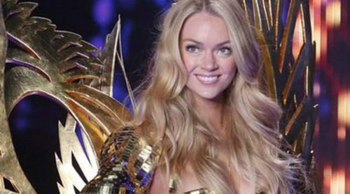 Lindsay Ellingson, la angelita de Victoria's Secret con línea de maquillaje propia