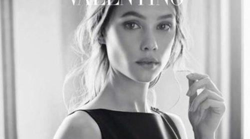 Àstrid Bergès-Frisbey, embajadora de la delicada 'Valentino Donna'