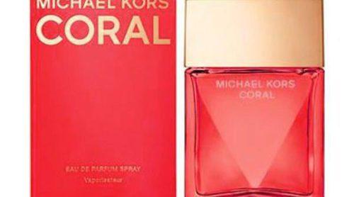 Michael Kors lanza un perfume de edición limitada para este otoño: 'Michael Kors Coral'