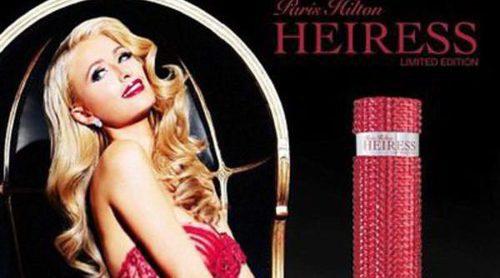 La pasión de Paris Hilton para celebrar el décimo aniversario de 'Heiress'