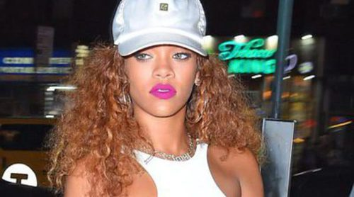 Rihanna prepara el lanzamiento de su agencia de belleza: así será Fr8me