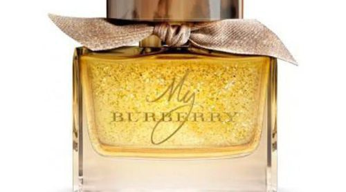 Burberry se hace oro con su fragancia 'My Burberry Festive'