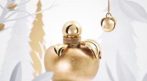 Nina Ricci lanza una nueva fragancia para estas navidades: 'Nina Edition Or'