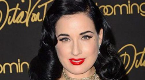 Dita Von Teese desvela sus trucos de belleza en su libro 'Your Beauty Mark'