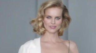 Eva Herzigová lucha contra el paso del tiempo con Dior