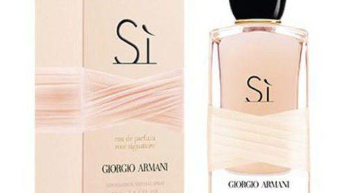 Giorgio Armani quiere conquistar San Valentín 2016 con 'Si Rose Signature'