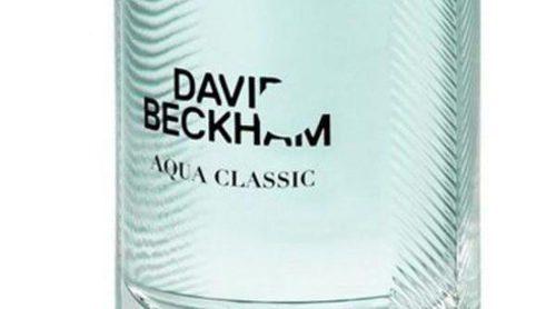 David Beckham suma y sigue: así es 'Aqua Classic', su nuevo perfume