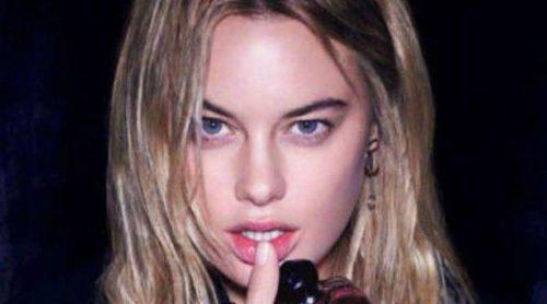 Dior elige a Camille Row como imagen de su nuevo perfume 'Poison Girl'