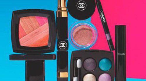 Colores inspirados en el cielo de Los Ángeles para la nueva colección 'LA Sunrise' de Chanel
