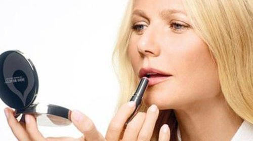 Gwyneth Paltrow lanza su nueva colección de maquillaje eco
