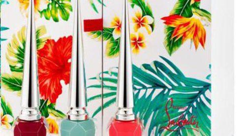 Loubotin se va a Hawai con su nueva colección de esmaltes de uñas