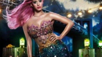 Katy Perry se convierte en sirena para la firma ghd