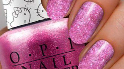 OPI lanza su nueva línea de esmaltes para fans de Hello Kitty