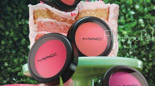 'Flamingo park': la nueva colección de MAC que deja atrás los fríos tonos de invierno