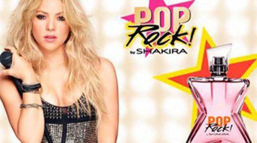 'Pop Rock!' se une a la colección de perfumes de Shakira