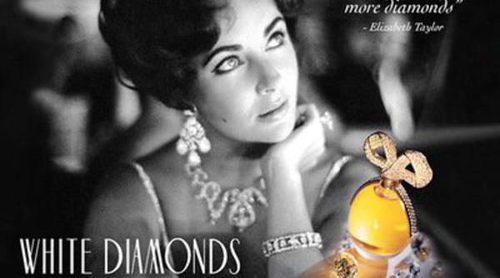 Se amplía la gama de perfumes de Elizabeth Taylor con 'White Diamonds Night'