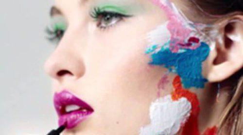 Tu cara es el lienzo y la nueva colección de Kiko 'The artist' la pintura