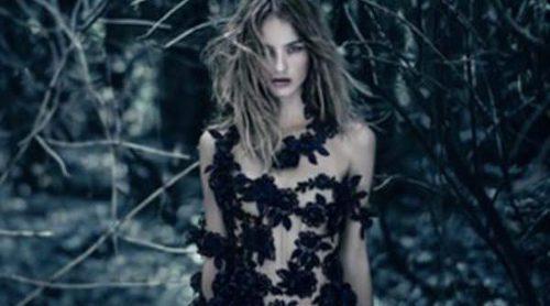 'McQueen' la nueva y gótica fragancia de Alexander McQueen