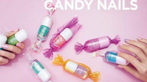 Kiko presenta 'Candy Nails', su colección más dulce de esmaltes de uñas