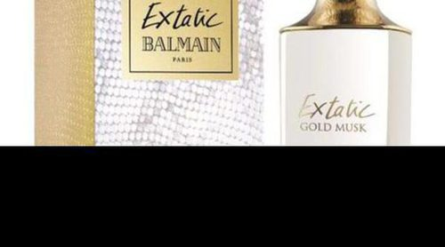 'Extatic Gold Musk', la nueva interpretación de un clásico de Balmain