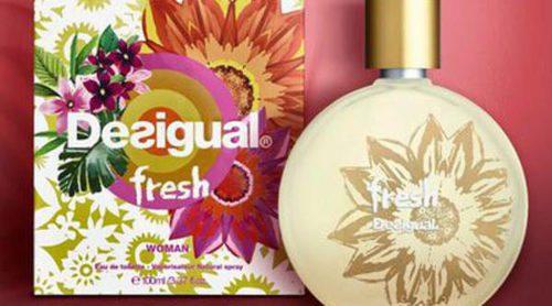 Desigual lanza su nuevo perfume 'Fresh' para esta primavera 2016