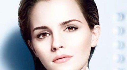 La nueva campaña de Lancôme que le borra las pecas a Emma Watson