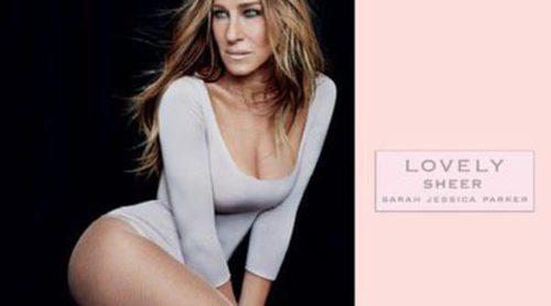 'Lovely Sheer' el nuevo perfume de Sarah Jessica Parker para esta primavera