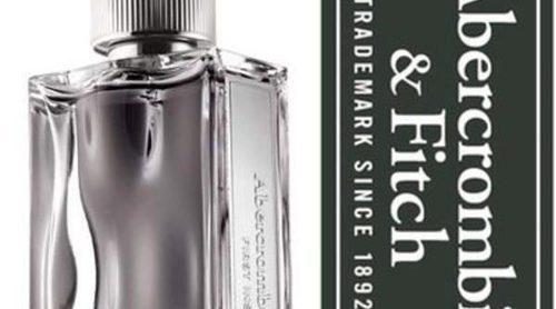 'First Instinct', la nueva fragancia de Abercrombie
