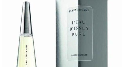 La clásica 'L'Eau d'Issey Pure' de Issey Miyake vuelve con notas renovadas