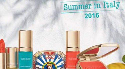 'Summer in Italy', la colección de maquillaje de Dolce & Gabbana cargada de color