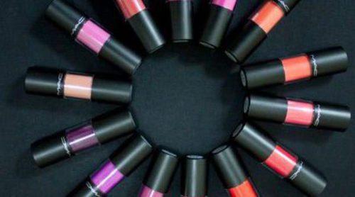 'Versicolour Stain', la nueva línea de brillos de MAC que también hidrata tus labios
