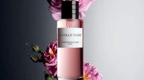 'La colle noire', el nuevo perfume que se une a la colección Privée de Dior