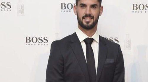 Isco Alarcón se lanza al mundo de la belleza como imagen de 'Boss Parfum'