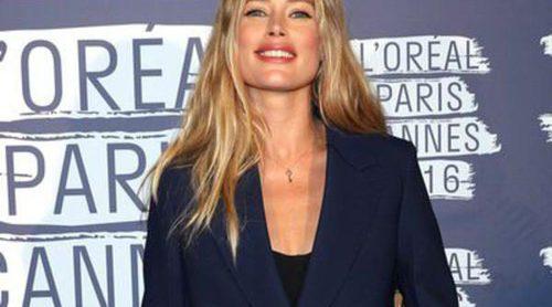 Doutzen Kroes celebra sus 10 años juntos a L'Oréal en la fiesta 'Blue Obssesion'